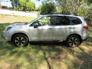 2016 Subaru Forester S4 MY17 2.5i-L CVT AWD Special Edition Silver 6 Speed Constant Variable Wagon