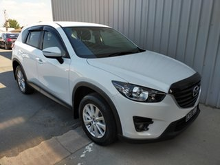 2015 Mazda CX-5 KE1072 Maxx SKYACTIV-Drive Sport 6 Speed Sports Automatic Wagon