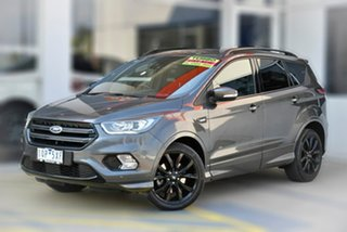 2018 Ford Escape ZG 2018.75MY ST-Line Grey 6 Speed Sports Automatic SUV.