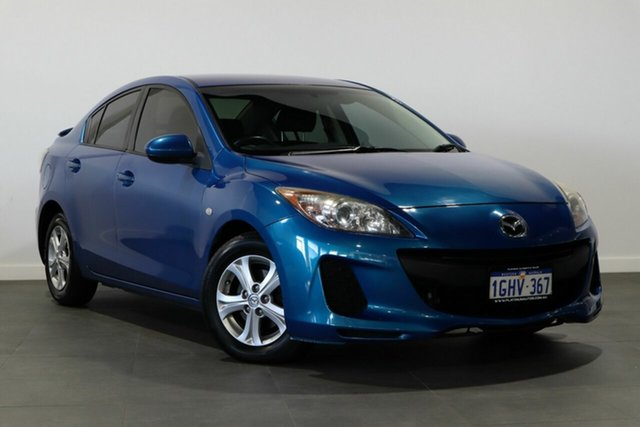 Used Mazda 3 BL10F2 Neo Activematic Bayswater, 2012 Mazda 3 BL10F2 Neo Activematic Blue 5 Speed Sports Automatic Sedan