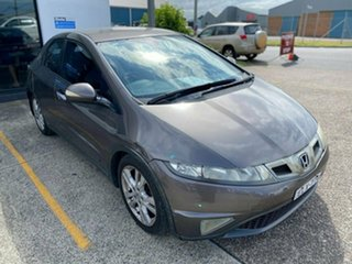 2011 Honda Civic 8th Gen MY11 SI Urban Titanium 6 Speed Manual Hatchback.