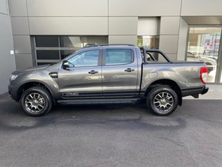 2018 Ford Ranger PX MkII 2018.00MY FX4 Double Cab Grey 6 Speed Manual Utility