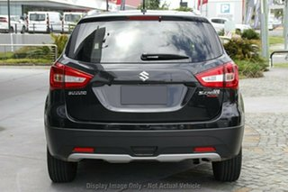 2020 Suzuki S-Cross JY Turbo Prestige Galactic Grey 6 Speed Sports Automatic Hatchback