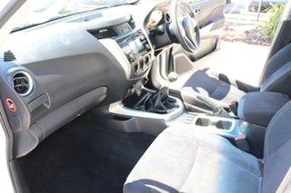 2016 Nissan Navara D23 RX White 6 speed Manual Utility