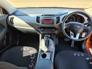 2015 Kia Sportage SL MY15 Si 2WD Orange 6 Speed Sports Automatic Wagon