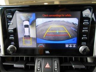 2019 Toyota RAV4 Axah52R Cruiser 2WD Blue 6 Speed Constant Variable Wagon Hybrid