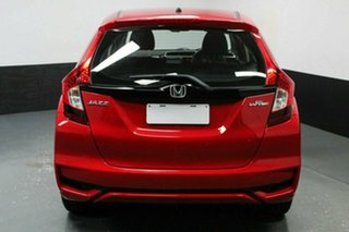 2017 Honda Jazz GF MY17 VTi Red 5 Speed Manual Hatchback