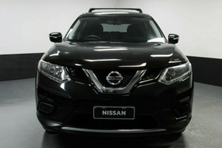 2015 Nissan X-Trail T32 ST 2WD Black 6 Speed Manual Wagon.