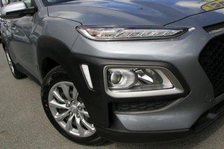 2019 Hyundai Kona OS.2 MY19 Go 2WD Lake Silver 6 Speed Sports Automatic Wagon.