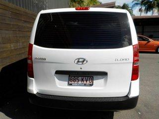 2008 Hyundai iLOAD TQ-V White 5 Speed Sports Automatic Van