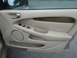 2003 Jaguar X-Type X400 MY04 Champagne 5 Speed Automatic Sedan