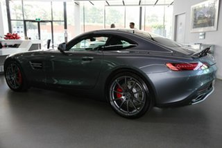 2015 Mercedes-Benz AMG GT C190 S SPEEDSHIFT DCT Selenite Grey 7 Speed Sports Automatic Dual Clutch