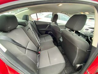 2012 Mazda 3 BL10F2 Neo Red 6 Speed Manual Hatchback