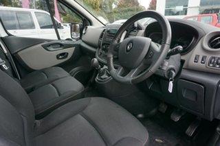 2015 Renault Trafic X82 103KW Low Roof LWB White 6 Speed Manual Van