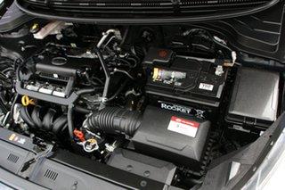 2017 Kia Rio YB MY17 S Metallic Grey 4 Speed Sports Automatic Hatchback