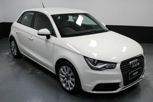 Used Audi A1 8X MY14 Attraction Sportback S Tronic Cardiff, 2014 Audi A1 8X MY14 Attraction Sportback S Tronic 7 Speed Sports Automatic Dual Clutch Hatchback