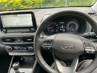 2020 Hyundai Kona Os.v4 MY21 Elite 2WD Dive in Jeju 8 Speed Constant Variable Wagon