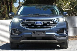 2018 Ford Endura CA 2019MY Titanium Blue 8 Speed Sports Automatic Wagon.