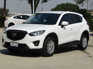 2016 Mazda CX-5 KE1022 Maxx SKYACTIV-Drive AWD Sport White 6 Speed Sports Automatic Wagon