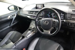 2016 Lexus CT ZWA10R MY16 CT200h Luxury Silver 1 Speed Constant Variable Hatchback Hybrid