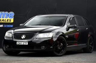 2009 Holden Calais VE MY09.5 V Sportwagon 6 Speed Sports Automatic Wagon.