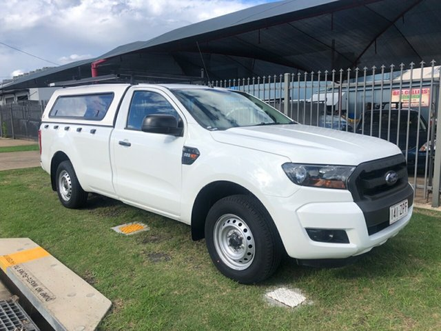 Used Ford Ranger PX MkII XL 2.2 (4x2) Toowoomba, 2015 Ford Ranger PX MkII XL 2.2 (4x2) White 6 Speed Manual Utility
