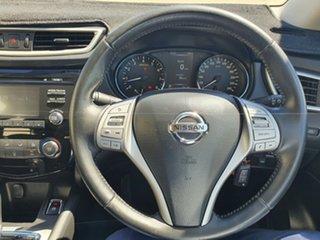2014 Nissan Qashqai J11 ST White 1 Speed Constant Variable Wagon