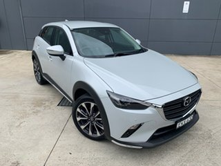 2020 Mazda CX-3 DK2W7A sTouring SKYACTIV-Drive FWD Ceramic 6 Speed Sports Automatic Wagon.