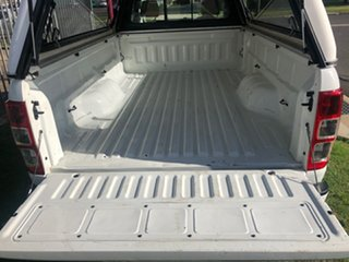 2015 Ford Ranger PX MkII XL 2.2 (4x2) White 6 Speed Manual Utility