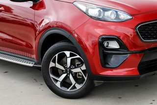 2019 Kia Sportage QL MY19 Si 2WD Red 6 Speed Sports Automatic Wagon