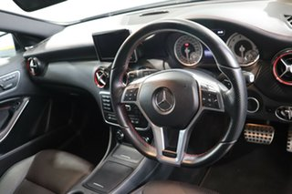 2013 Mercedes-Benz A-Class W176 A250 D-CT Sport Grey 7 Speed Sports Automatic Dual Clutch Hatchback
