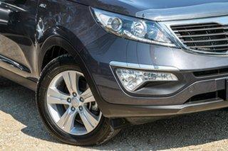 2013 Kia Sportage SL MY13 SLi Grey 6 Speed Sports Automatic Wagon.