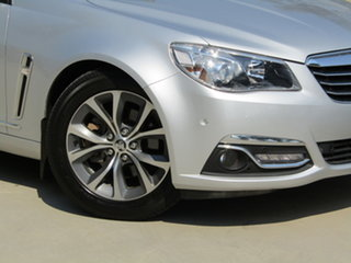 2014 Holden Calais VF MY14 V Silver 6 Speed Sports Automatic Sedan.