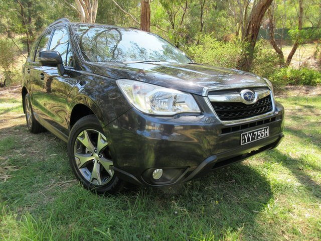 Used Subaru Forester S4 MY14 2.5i Lineartronic AWD Luxury Reynella, 2014 Subaru Forester S4 MY14 2.5i Lineartronic AWD Luxury Grey 6 Speed Constant Variable Wagon