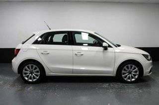 2014 Audi A1 8X MY14 Attraction Sportback S Tronic 7 Speed Sports Automatic Dual Clutch Hatchback