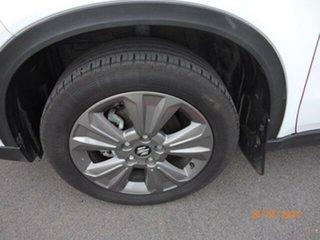 2018 Suzuki Vitara LY White Pearl 5 Speed Manual Wagon