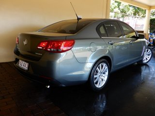 2013 Holden Commodore VF MY14 International Grey 6 Speed Automatic Sedan