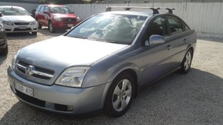 2003 Holden Vectra ZC CDX Silver 5 Speed Automatic Hatchback