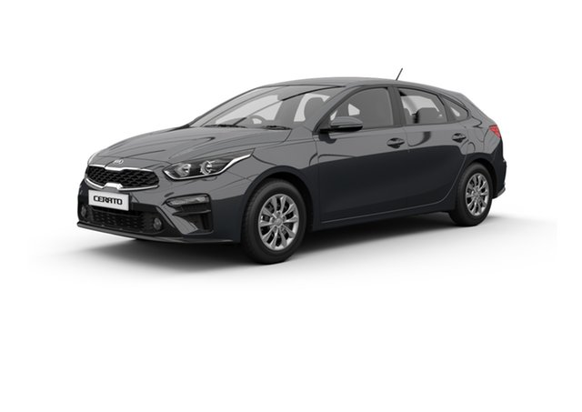 Demo Kia Cerato BD MY21 S Cardiff, 2020 Kia Cerato BD MY21 S Abt 6 Speed Sports Automatic Hatchback