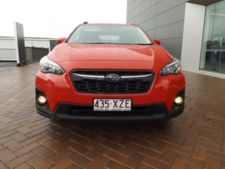 2018 Subaru XV G5X MY18 2.0i Lineartronic AWD Pure Red 7 Speed Constant Variable Wagon