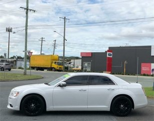 2012 Chrysler 300 LX C White 5 Speed Sports Automatic Sedan
