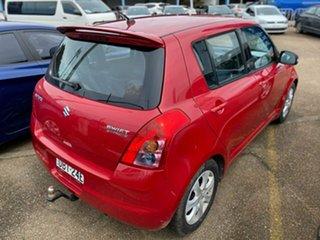 2009 Suzuki Swift RS415 Extreme Red 5 Speed Manual Hatchback