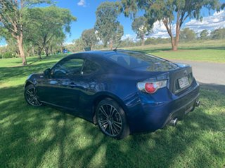 2013 Toyota 86 ZN6 GTS Sonic Blue 6 Speed Sports Automatic Coupe