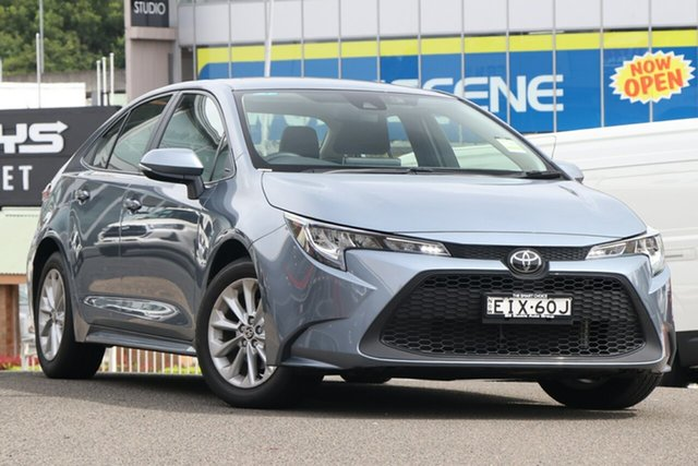 Used Toyota Corolla Mzea12R SX Brookvale, 2019 Toyota Corolla Mzea12R SX Grey 10 Speed Constant Variable Sedan
