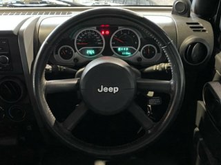 2007 Jeep Wrangler JK Sport Black 5 Speed Automatic Softtop