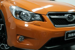 2012 Subaru XV G4X MY13 2.0i Lineartronic AWD Orange 6 Speed Constant Variable Wagon.