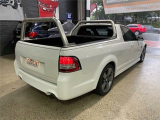 2011 Holden Ute VE II SV6 Thunder White Sports Automatic Utility