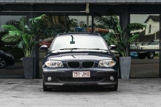 2005 BMW 118i E87 118i Blue 6 Speed Automatic Hatchback.
