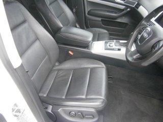 2011 Audi A6 4F MY11 Multitronic White 1 Speed Constant Variable Sedan