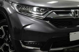2018 Honda CR-V RW MY18 VTi-LX 4WD Grey 1 Speed Constant Variable Wagon